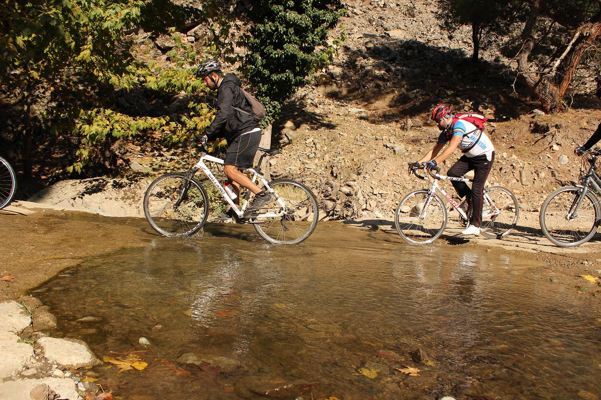 1. Adramytteion Festivali Bisiklet Turu