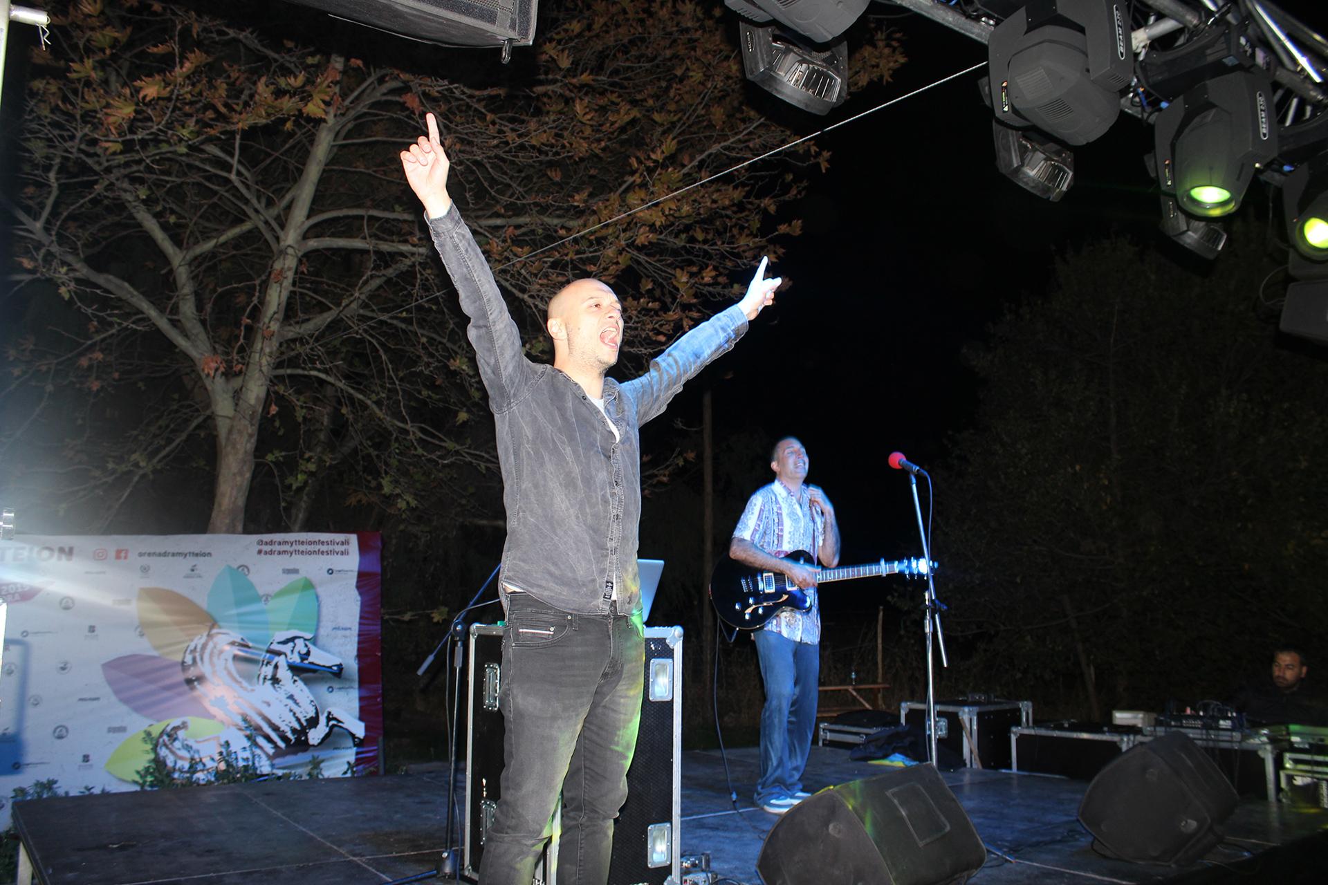 1. Adramytteion Festivali Konser